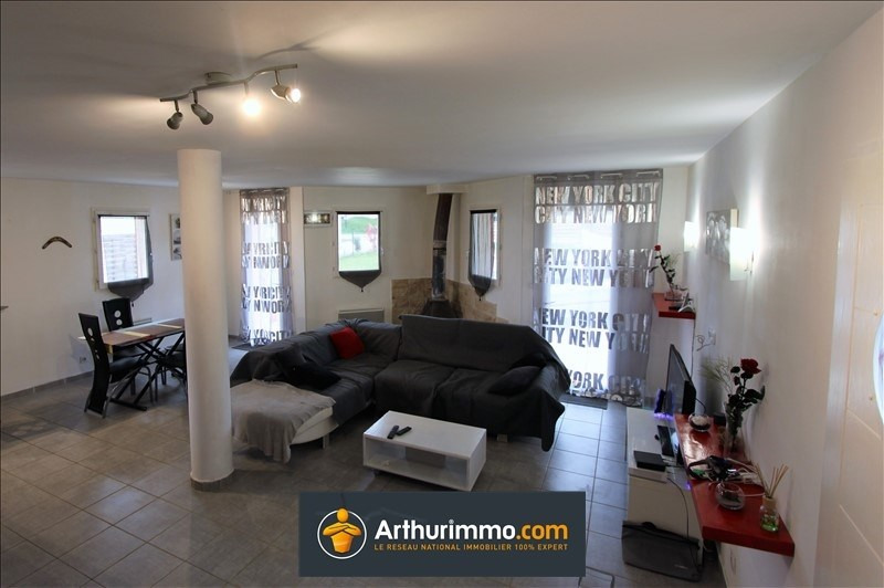 Vente maison / villa Corbelin 215000€ - Photo 2