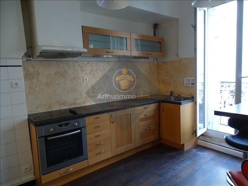Sale apartment Sete 101000€ - Picture 2