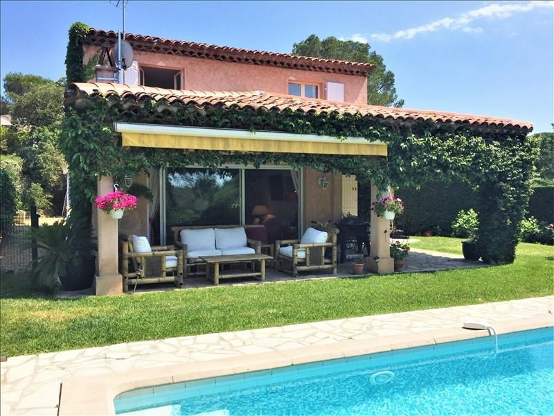 Deluxe sale house / villa Frejus 645000€ - Picture 1