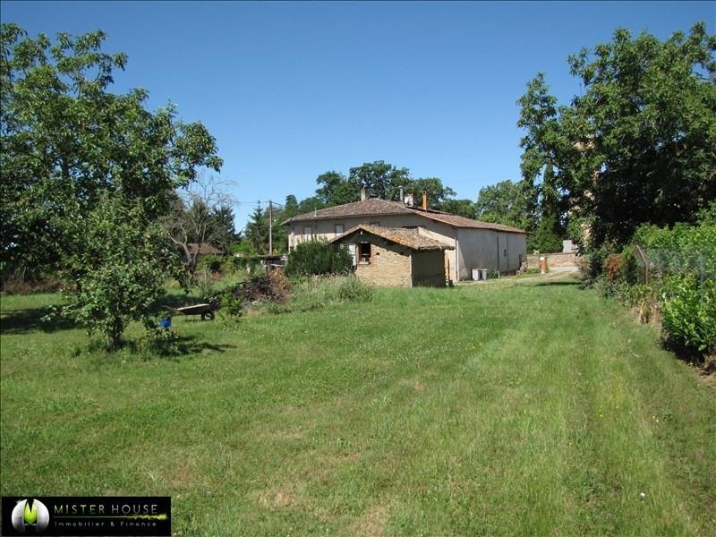 Sale house / villa Castelsarrasin 120000€ - Picture 2