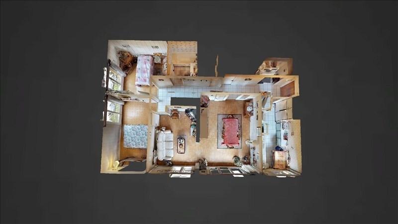 Vente appartement Villeneuve st georges 134000€ - Photo 2