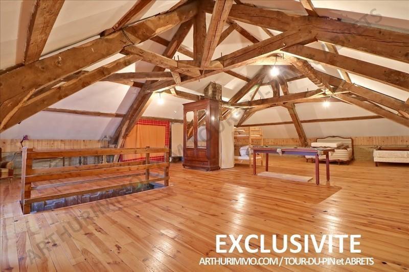 Sale house / villa La tour du pin 399000€ - Picture 9