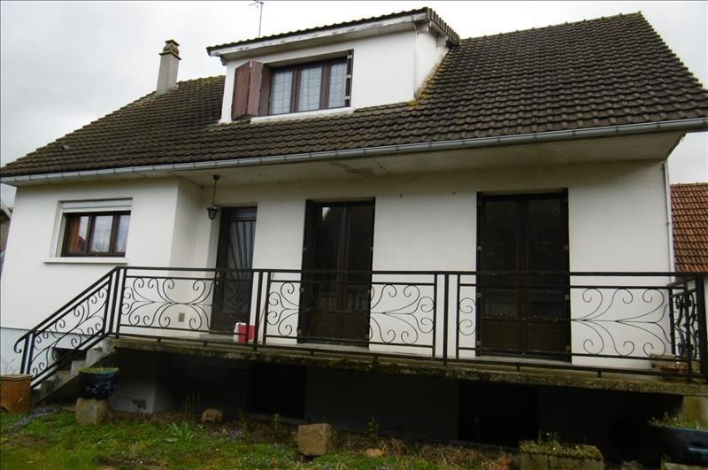 Verkoop  huis Nogent le roi 192600€ - Foto 1