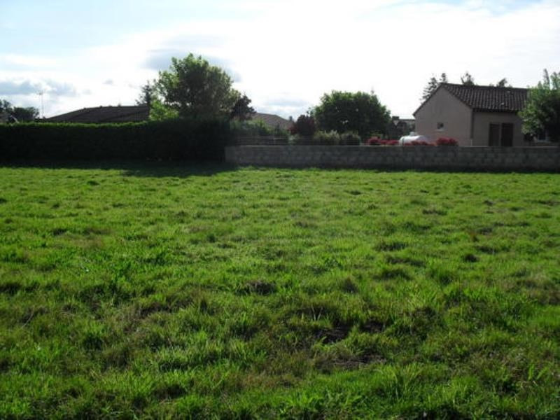 Vente terrain Pont de vaux 50 000€ - Photo 1