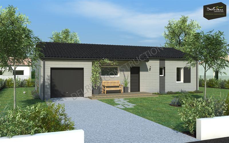 Maison  1 pièces + Terrain 511 m² Cissé par DELRIEU CONSTRUCTION