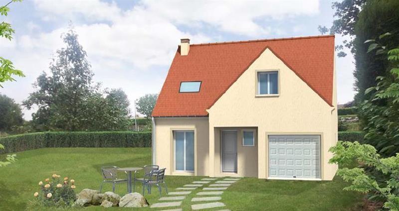Maison  6 pièces + Terrain 228 m² Jouars-Pontchartrain par MAISONS ELISA