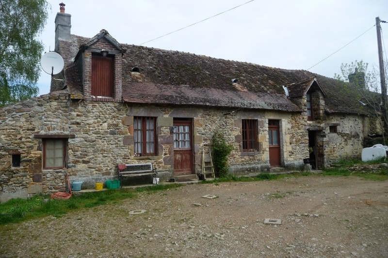 Vente maison / villa Fresnay sur sarthe 65000€ - Photo 1