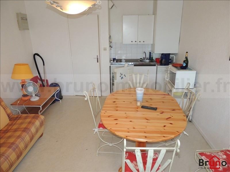 Verkoop  appartement Le crotoy 124500€ - Foto 6