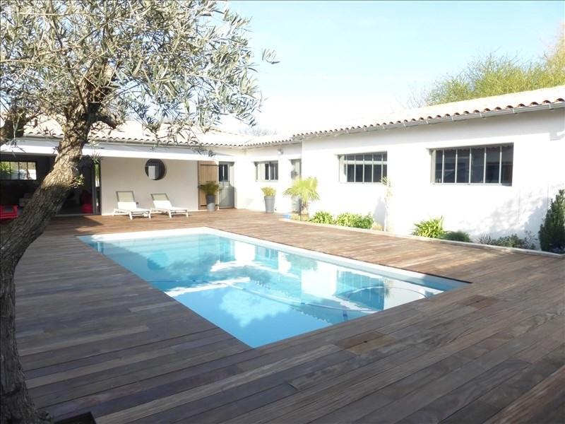 Vente de prestige maison / villa Fouras 896000€ - Photo 1