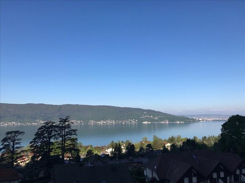 Deluxe sale house / villa Veyrier du lac 947000€ - Picture 1