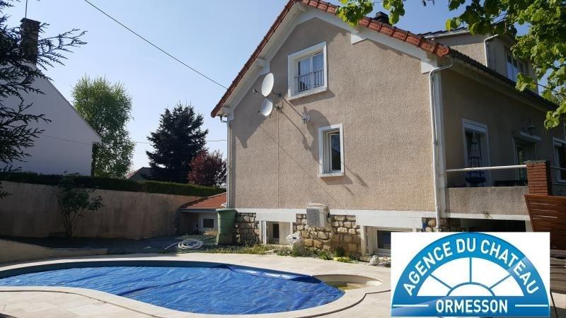 Sale house / villa Sucy en brie 425000€ - Picture 2