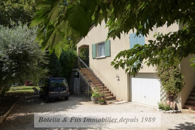 Vente maison / villa Goudargues 208000€ - Photo 3