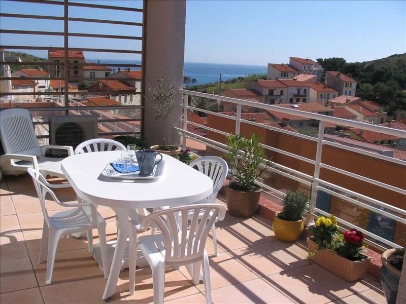Vente appartement Port vendres 296000€ - Photo 1