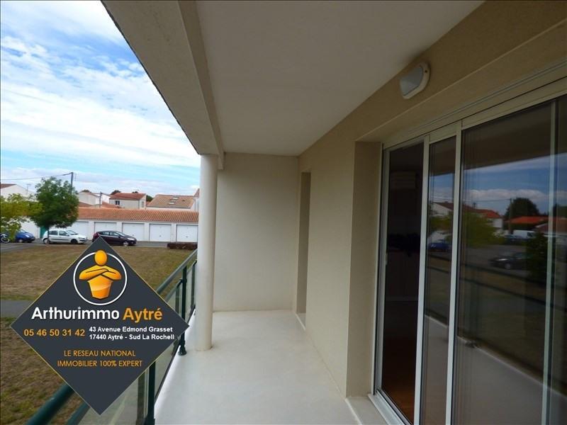 Rental apartment Aytre 780€ CC - Picture 1