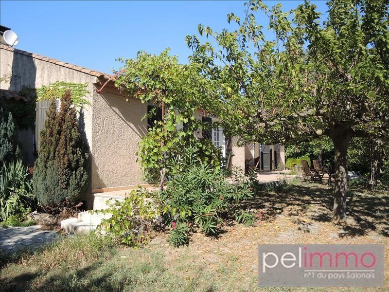 Sale house / villa Pelissanne 375000€ - Picture 2