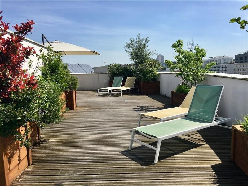Deluxe sale apartment Boulogne billancourt 1 340 000€ - Picture 9