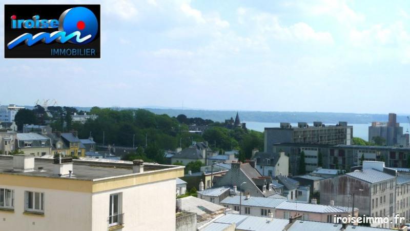 Sale apartment Brest 52500€ - Picture 1