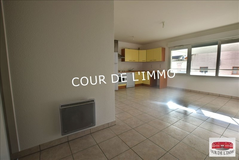 Sale apartment Annemasse 165 000€ - Picture 3