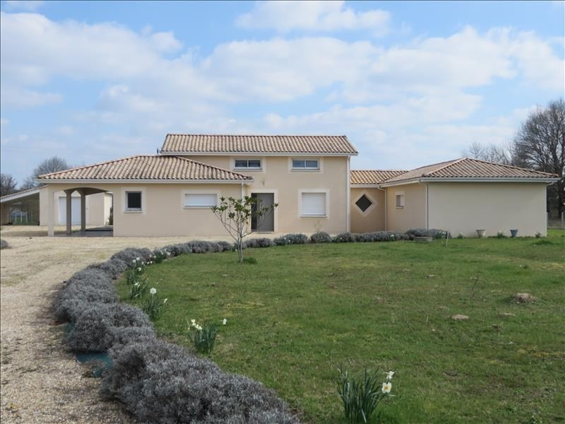 Vente maison / villa Menesplet 355000€ - Photo 2