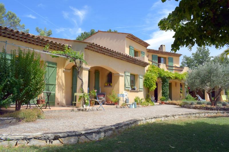 Deluxe sale house / villa Seillans 895000€ - Picture 7