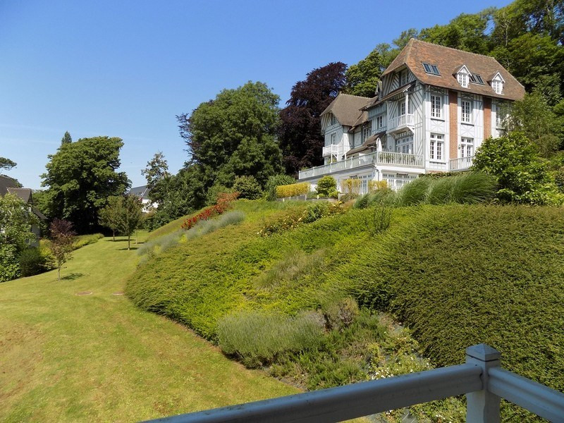 Verkoop  appartement Trouville sur mer 371000€ - Foto 7