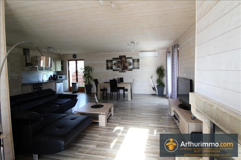 Vente maison / villa Bourgoin jallieu 210000€ - Photo 5