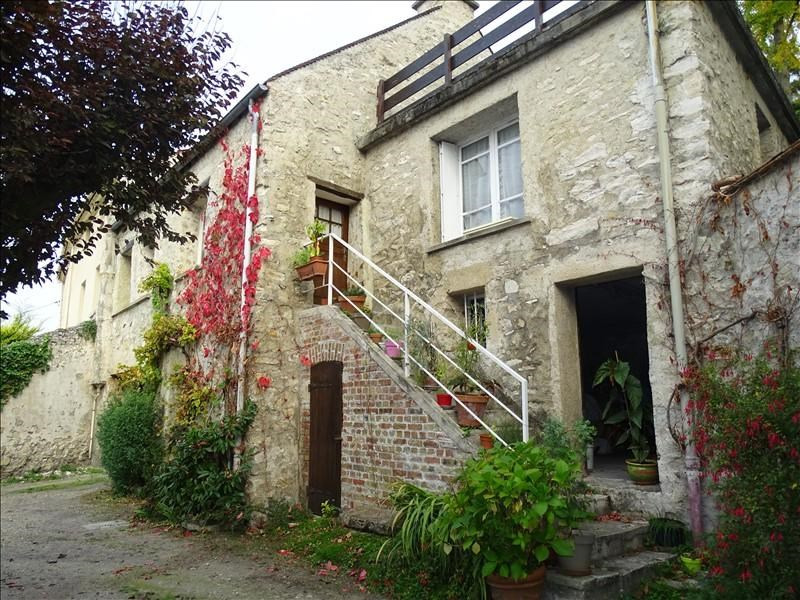 Revenda residencial de prestígio casa Herblay 790000€ - Fotografia 8