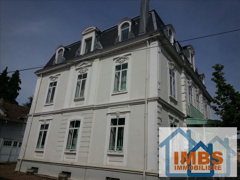Producto de inversión  edificio Mulhouse 945000€ - Fotografía 1