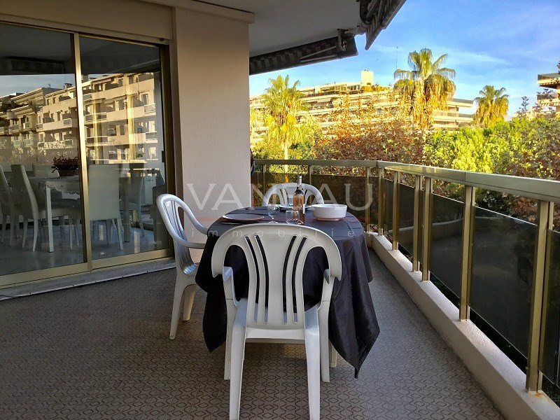 Vente de prestige appartement Juan-les-pins 269000€ - Photo 1