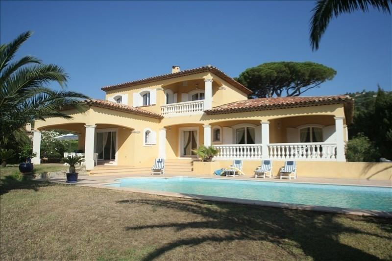 Deluxe sale house / villa Grimaud 1890000€ - Picture 1