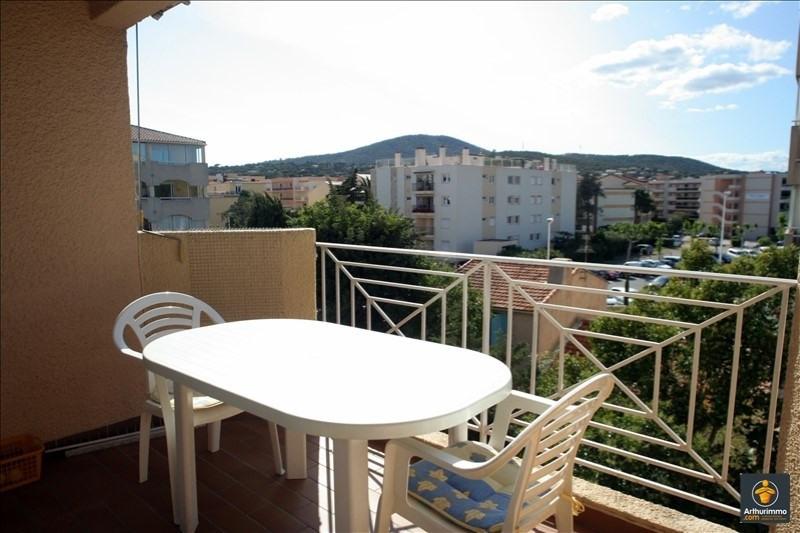 Sale apartment Sainte maxime 250000€ - Picture 1
