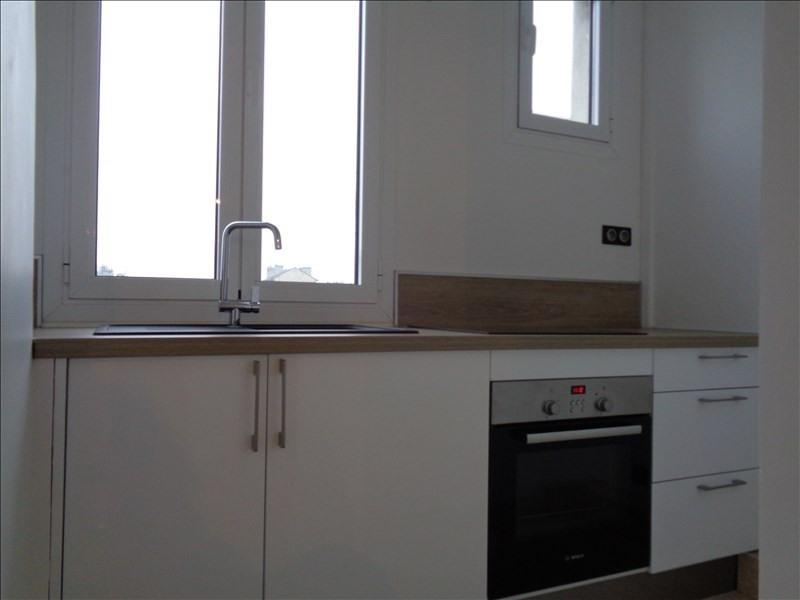 Rental apartment Courbevoie 1514€ CC - Picture 1
