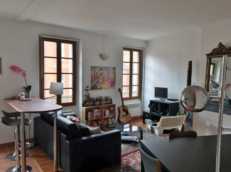 Rental apartment Toulouse 641€ CC - Picture 2