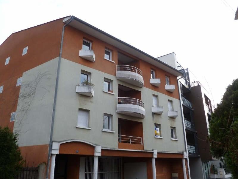 Location appartement Toulouse 571€ CC - Photo 1