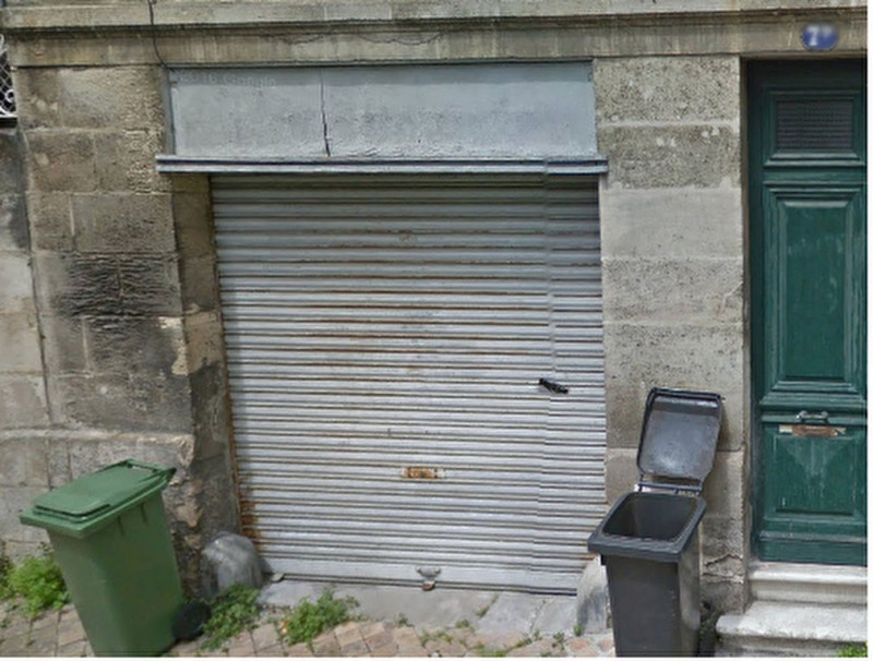 Vente parking Bordeaux 74 000€ - Photo 1
