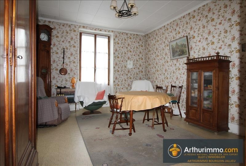 Vente maison / villa Bourgoin jallieu 190 000€ - Photo 4