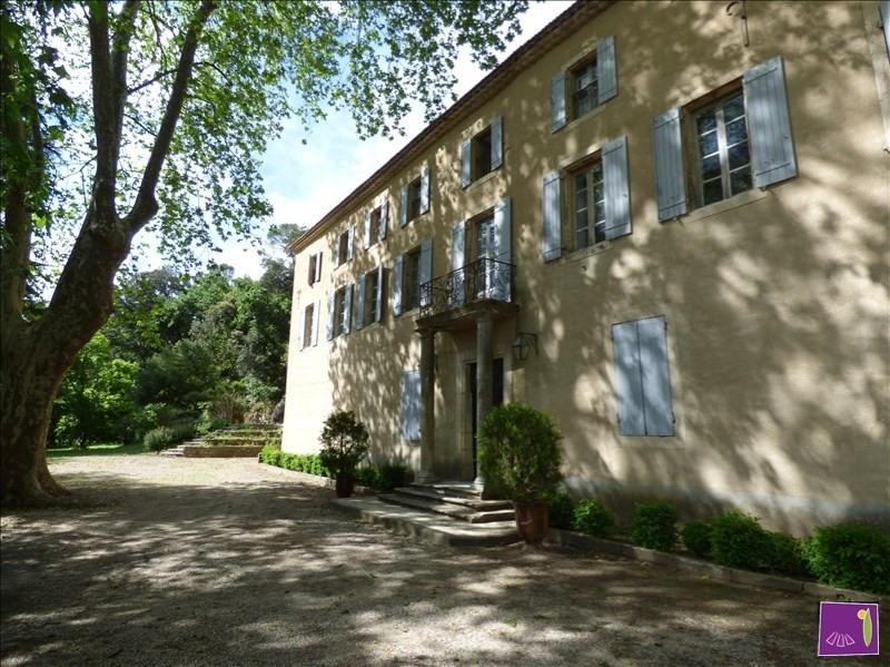 Immobile residenziali di prestigio casa Uzes 2100000€ - Fotografia 11