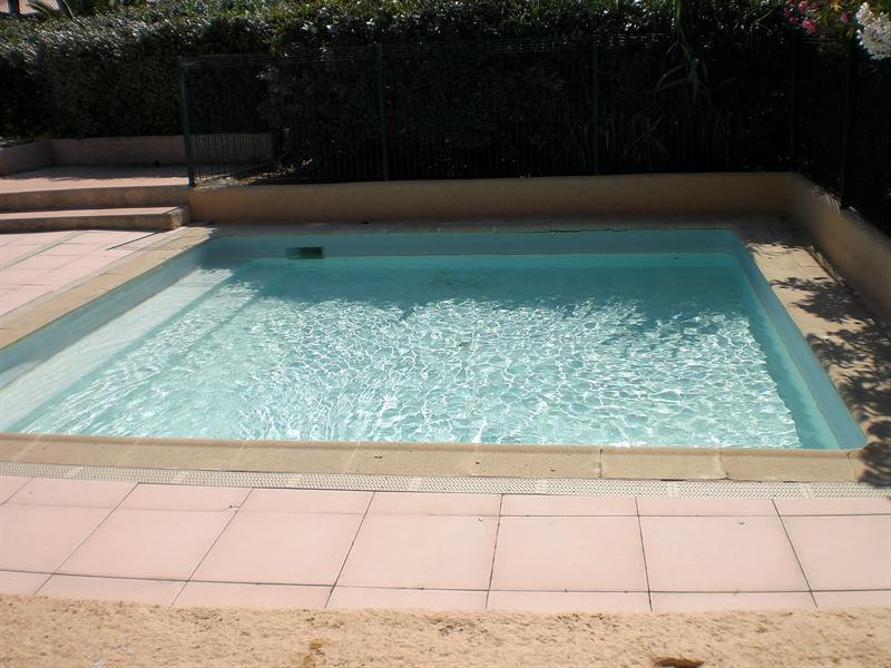 Vacation rental apartment Les issambres 375€ - Picture 11