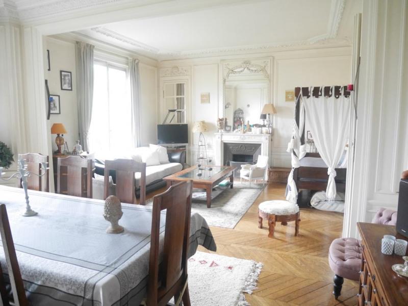 Rental apartment Paris 17ème 3500€ CC - Picture 3