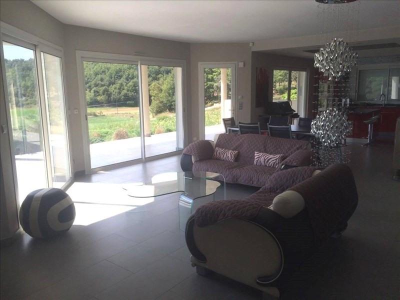 Vente de prestige maison / villa Charmes sur l herbasse 494500€ - Photo 4