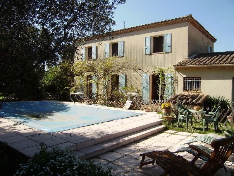 Vente de prestige maison / villa Grans 540000€ - Photo 1