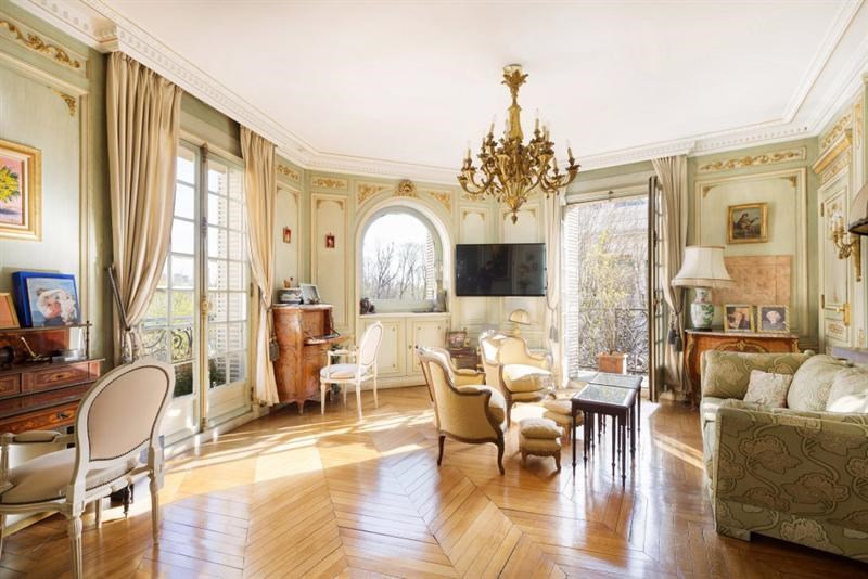 Verkoop van prestige  appartement Paris 8ème 3700000€ - Foto 2