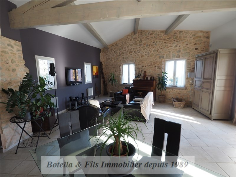 Deluxe sale house / villa St just d ardeche 780 000€ - Picture 3