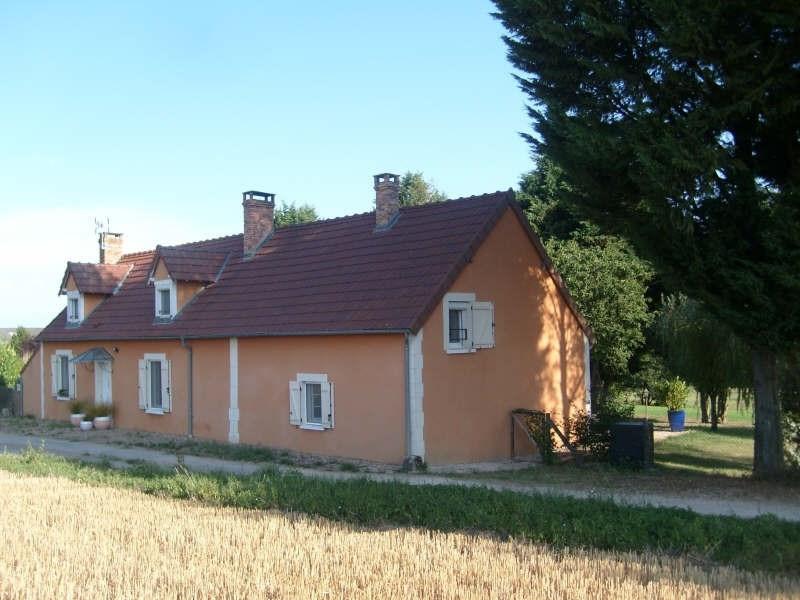 Deluxe sale house / villa Ivoy le pre 298000€ - Picture 2
