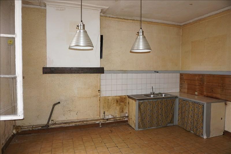 Sale house / villa La lande de fronsac 132900€ - Picture 2