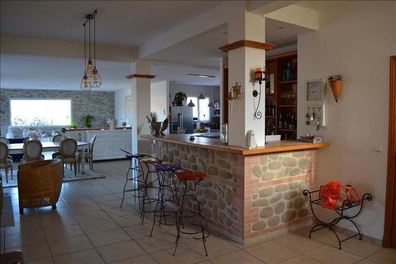 Vente maison / villa Saint jean pla de corts 550000€ - Photo 9