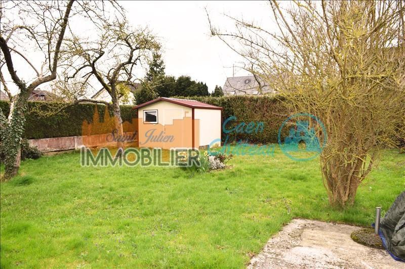 Vente maison / villa Demouville 234000€ - Photo 1