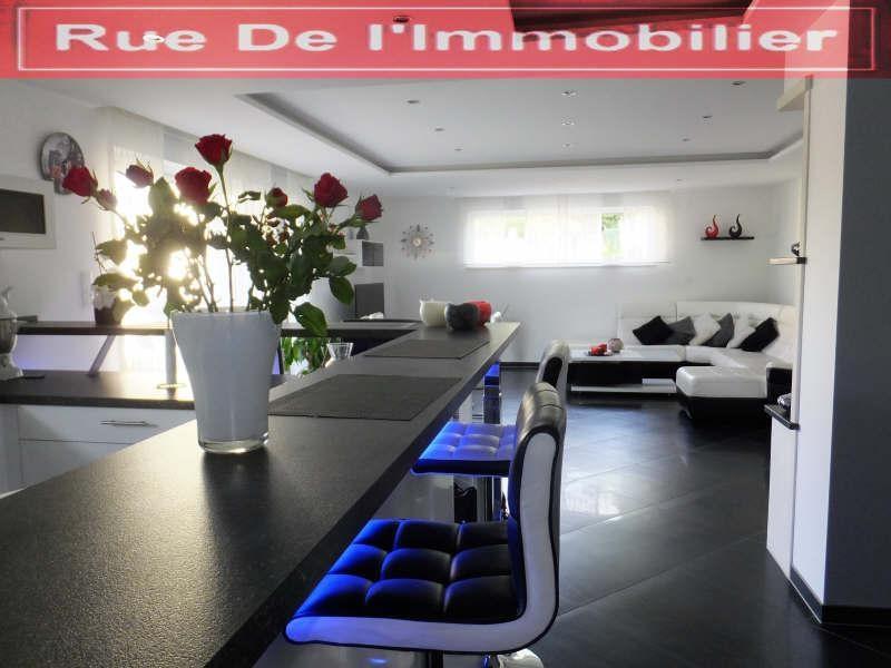 Deluxe sale house / villa Niederbronn les bains 296800€ - Picture 1