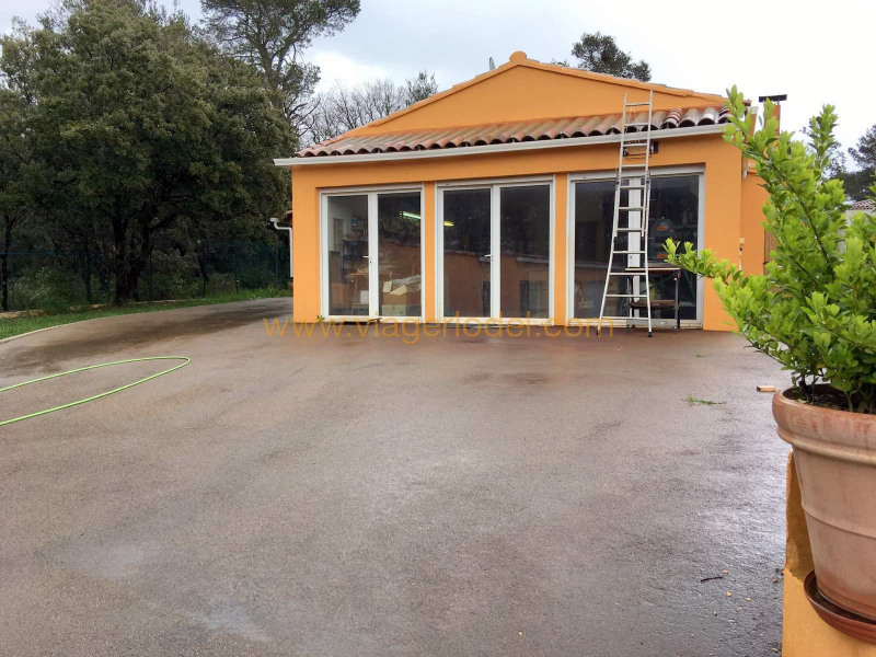Viager maison / villa Pourrières 95000€ - Photo 1