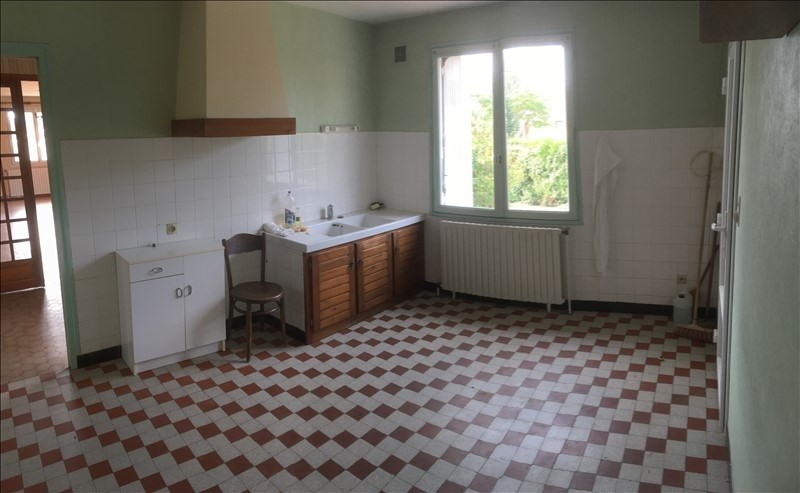 Vente maison / villa St julien l ars 137200€ - Photo 4